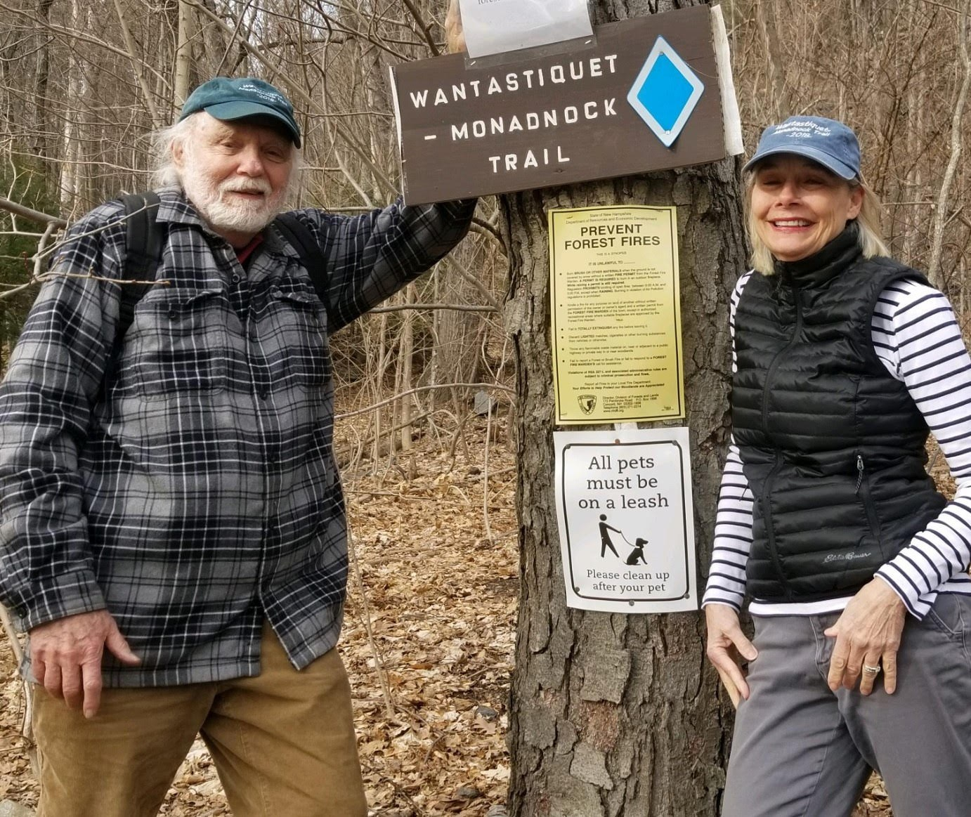 At the Trail Head